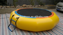 2016 hot sell super models best PVC inflatable trampolines