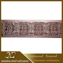 SS Gold Sheet Projects Decorative Wall Borders