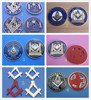 Promotional items car badges, customize car emblems, auto club badges