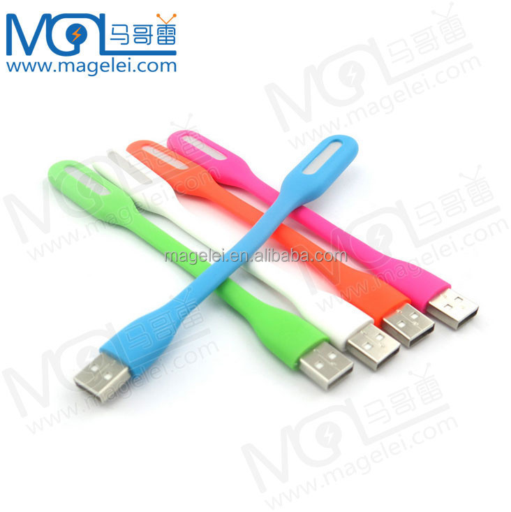 TPE mini usb led reading <strong>lamp</strong> for kids