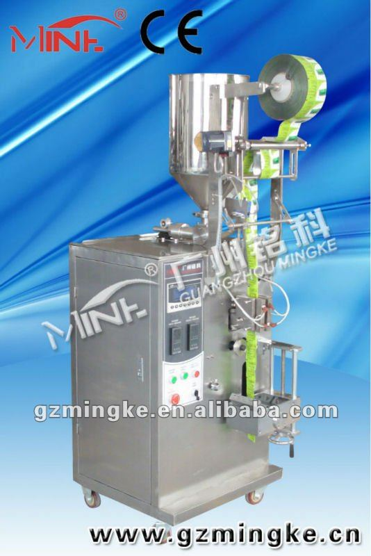 automatic small bag shampoo filling and packing machinery MK-60Y