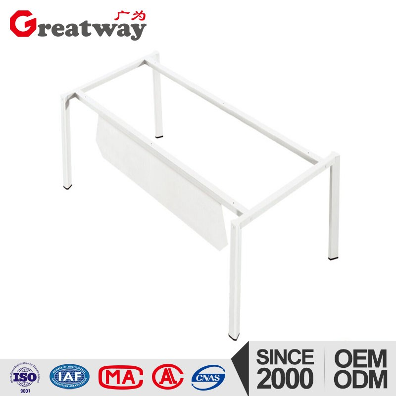 Steel frame school desk hot selling computer desk modern executive desk office table design