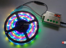 SMD5050 hl1606 EXW price flexible indoor magic led strip