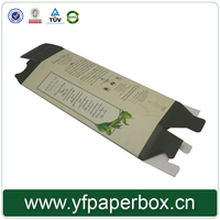color paper olive oil cosmetic box bottle packaging paper box