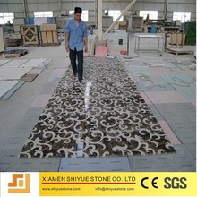 China Natural Marble Medallions For Hotel