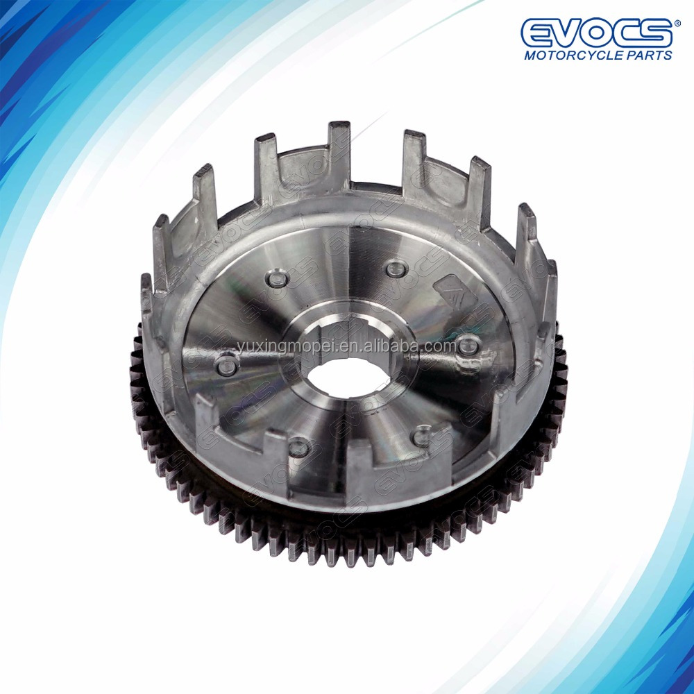 Motorcycle CG125 clutch cover engine parts
