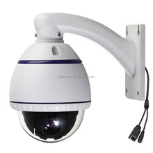 Outdoor 4inch PTZ 1.3 Mega 1080P Pixel 10x optical zoom IP ONVIF outdoor dome camera