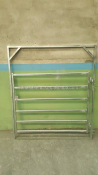 livestock ranch equipment panels/ barn farm ranch sheep goat equipment direct factory