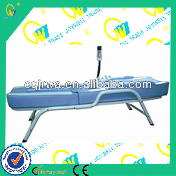 Best Cheap Automatic Vibration Folded Back Pain Massage Bed for Medical Therapy