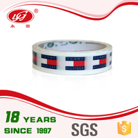Logo Printed Adhesive Tape For Shoes Packing