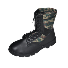 hot sale snow winter camo boots from chinese supplier