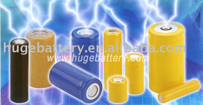 Hot sale Nimh Nicd Li-polymer Lithium Rechargeable battery From Factory