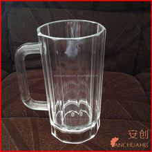 Large Acrylic Beer Mugs/Plastic Mugs 650ML