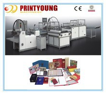 PRY-900A Fully automatic china machine for notebook hardcover making