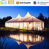 small marquee aluminum structure garden party event pvc outdoor white wedding tent