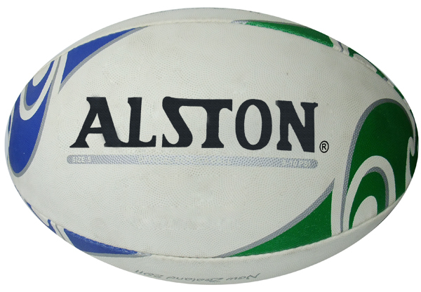 Fashion most popular nice looking machine stitched rugby ball