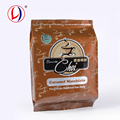 Back Seal Standing Up Coffee Packaging Plastic Bag Import From China