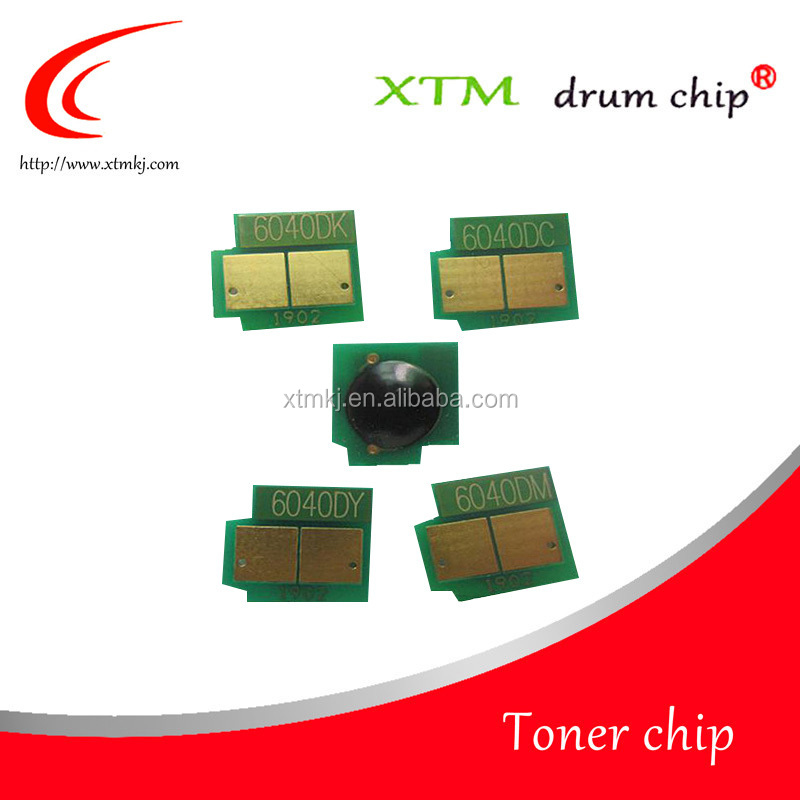 Chips for HP 1600 2600 2605 K/C/M/Y toner reset chip Q6000A Q6001A Q6002A Q6003A