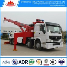 2016 New Small/ Medium/Big Water Foam Powder Off-road Fire Truck Factory Price