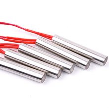 JinXinYang industrial electric heating element 110V/220V immersion cartridge heater electric heating tube 100-300W