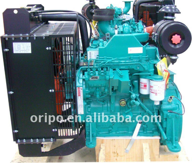 Electric systems diesel genset price list