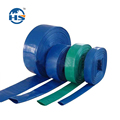 "Low Price Flexible Lay Flat 8"" Irrigation Pipe"