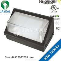 surface mount led wall pack fixtures, IP65 led outdoor flood light