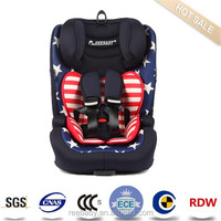 Convenient kids racing seats Safety Baby ISOFIX Car Seat ECER4404