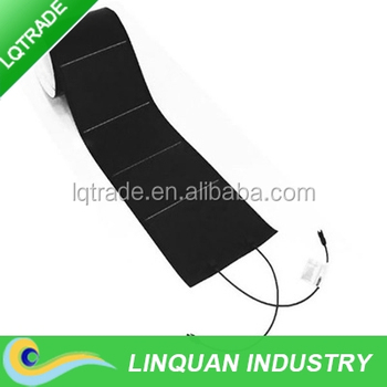 72W amorphous photovoltaic flexible solar module