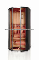 one person portable infrared sauna kits for home