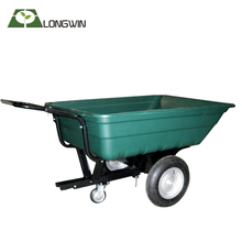 Professional ATV Trailer manufacturer Wood Utility Trailer