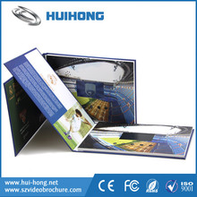 "high quality 4.3"" lcd screen greeting card 7inch video card components"