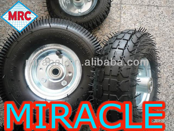 Inflatable Barrow Small Wheel 300-4, 4.00-4, 4-6