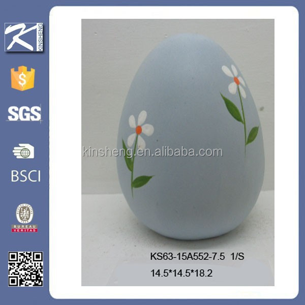 New style ceramic easter egg easter decorative items