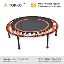 Best Selling Products 2017 Made in China Wholesale PVC Indoor Round mini trampoline
