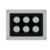 WideAngle Long Range 130 Feet 6pcs LED Array Lights IR Illuminator
