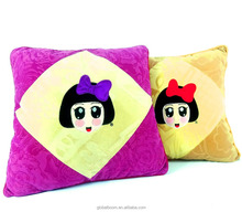 Wholesale Plush Pillows Decoration Cushion Cover for Sofa\Home\Car