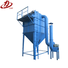 dust collector control system machine in chemical industries