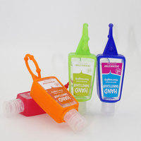 24 Hours Quotation ODM Support Silicone Hand Sanitizer Cover