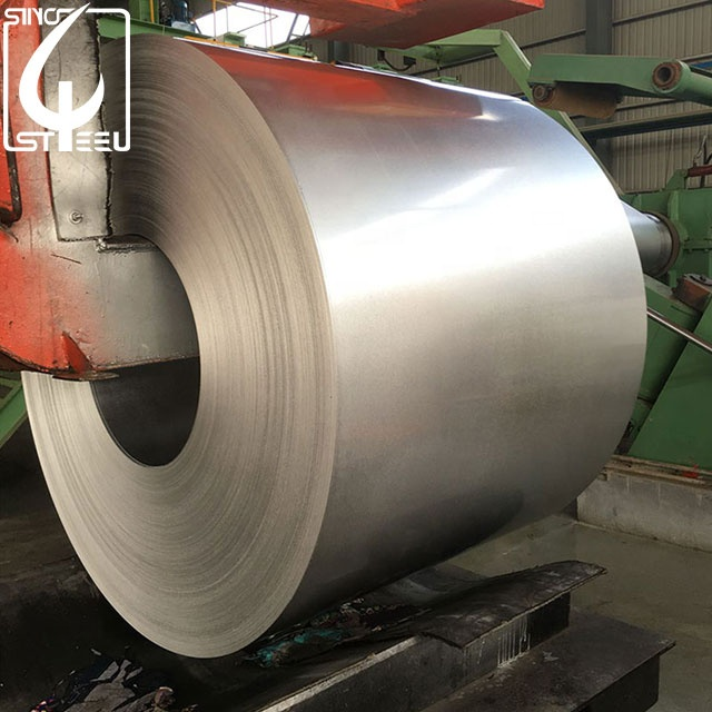 Galvalume Zinc Manufacture Metal Hot Dipped Galvanized <strong>Steel</strong>