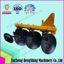 Tube disc plow for tractor hot sale