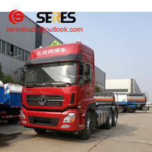 Tanker transport semi trailer Container truck trailer for tractor widely used in quay
