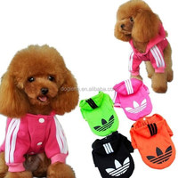 Pet Cat Dog Clothes Clothing Sweater Warm Coat Shirt Dress, Winter Hooded Coat For Dogs Cats