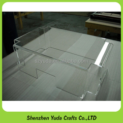 Shaped Acrylic Transparent Cover Display Different Sizes Clear Dustproof Cover Custom Acrylic Covers