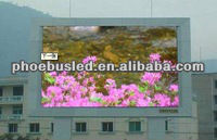 Whole Day Light Outdoor Full Color P10 Display Screen Price