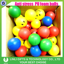 Promotion Customized Smile Antistress Ball,PU Smile Ball,Stress Ball Reliever