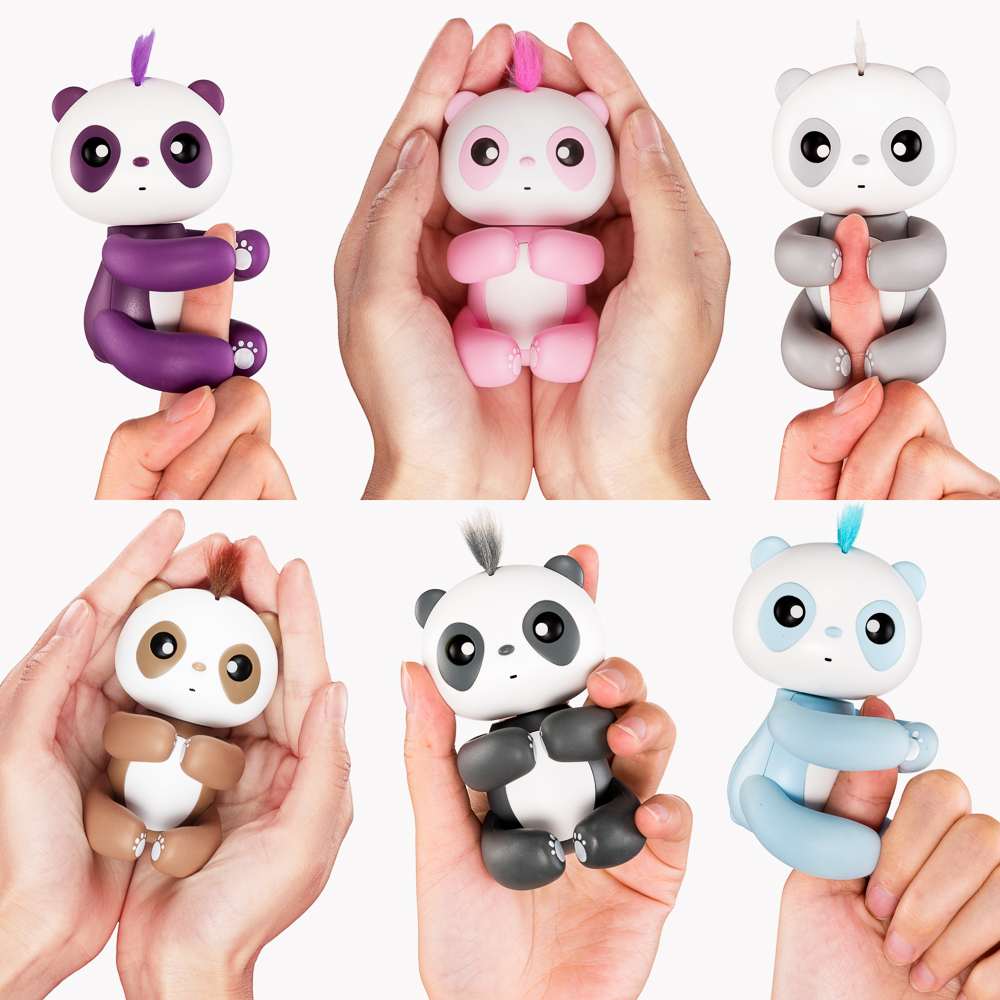 Popular gift for children toy Panda full functions Interactive Smart Toy Panda Monkey