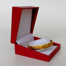 promotional professional custom made plastic jewelry bracelet jewellery box packaging