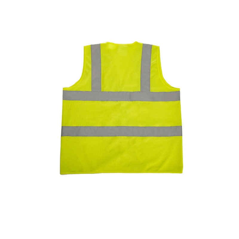 HOT Selling EN471 Class 2 High Reflective Safety Vest for Women and Man and Reflective Motorcycle Vest KF-005