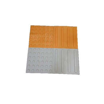 TPU PVC blind people rubber road within PVC blind road stripsTiles